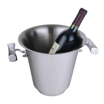 Thickened Stainless Steel Ice Bucket For Hotel