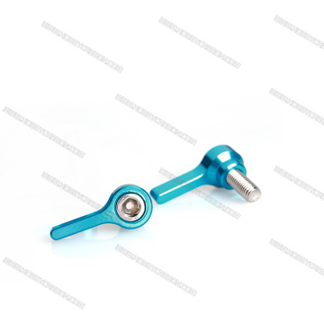 I-OEM anodised aluminium edit screws