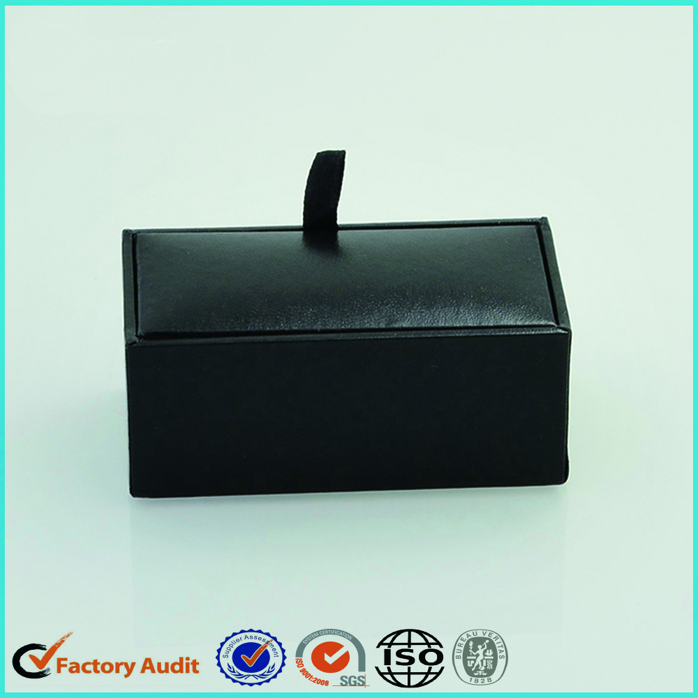 Cufflink Package Box Zenghui Paper Package Company 7 3