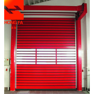 Ụlọ Turbo High Speed ​​Roller Shutter Door