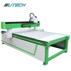 wood cnc router engraving machine with CCD