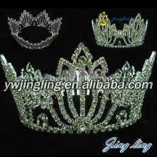 Professional for Pearl Wedding Tiaras and Crowns, Hair Accessories for Weddings - China supplier. wholesale bridal wedding tiara CR-775 supply to Sudan Factory