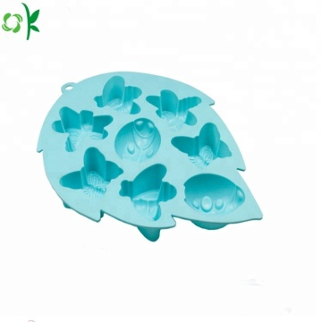 Silicone Cool Ice Cube Tray Molds for Sale