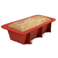 Rectangle Shape Silicone Baking Cake Mold