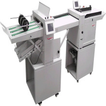 ZX-5375B+37KF Automatic Creasing and folding machine