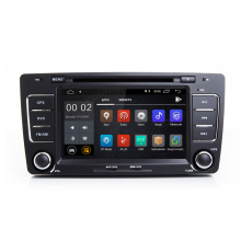Android autoradio for Skoda Octavia A5