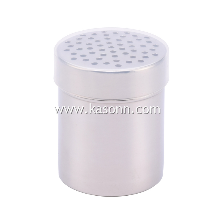 Stainless Steel Salt Shaker