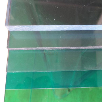 Hdpe Hard Pc Solid Thick Clear Plastic Sheet