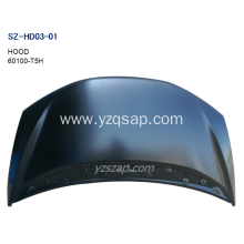 Special for Glass Hood Car Steel Body Autoparts Honda 2015 FIT/JAZZ HOOD export to Andorra Exporter
