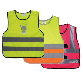 Safety vest for school buses