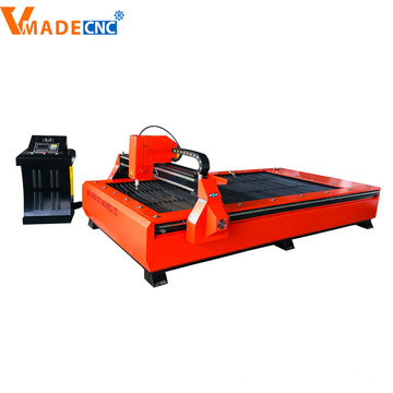 CNC  metal plasma cutting machine