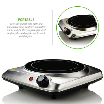 1200 Watt countertop Infrared ceramic burner