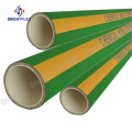 "4"" acid and alkali chemical resistant hose"