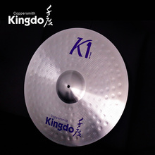 Customized for Ride Silent Cymbals Low Price Alloy Practice Cymbals 20'' Ride export to Ecuador Factories