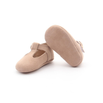 Pink Wholesale Cute Baby T Bar Shoes