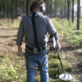 All Terrain Professional Gold Metal Detector in Zuid-Afrika MCD-5000B