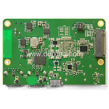 FR4 pcb assembly hasl printer circuit board