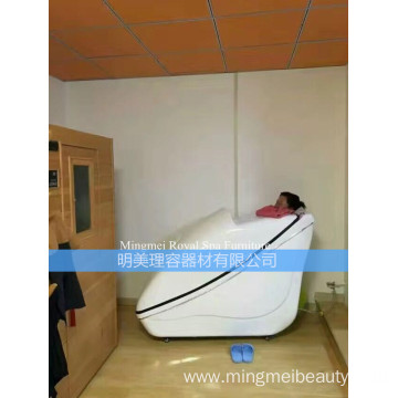 Wet Steam  Sauna Spa Capsule