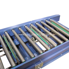 Stainless Steel Gravity Roller Conveyor For Pallet