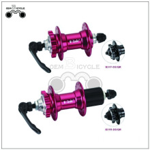 Cute fix geared hub motor for bicycle