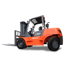 Popular Design for 5.0Ton Diesel Forklift 6.0 Ton Big Ton Diesel Counterbalanced Forklift supply to Myanmar Importers