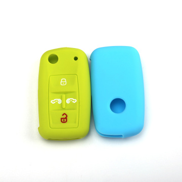 Silicone Remote Key Case for VW