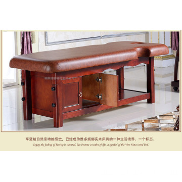 wholesale wood massage table facial bed