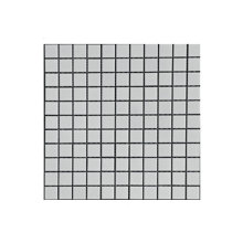 Size of swimming pool tiles white mosaic