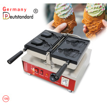 New design taiyaki machine with CE