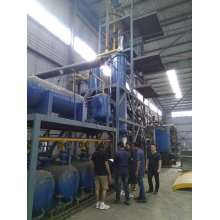 black oil to diesel machine