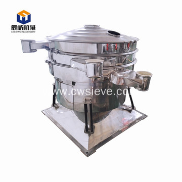 centrifugal tumbler screen machine