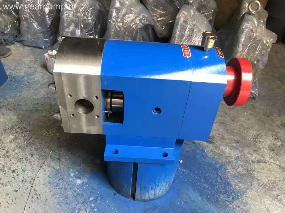 Food Pump high viscous fluid pumps Pump for Tomato Concentrate