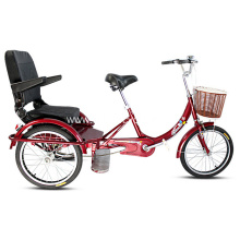 20 Inch Alloy Frame 3 Wheel Tricycle
