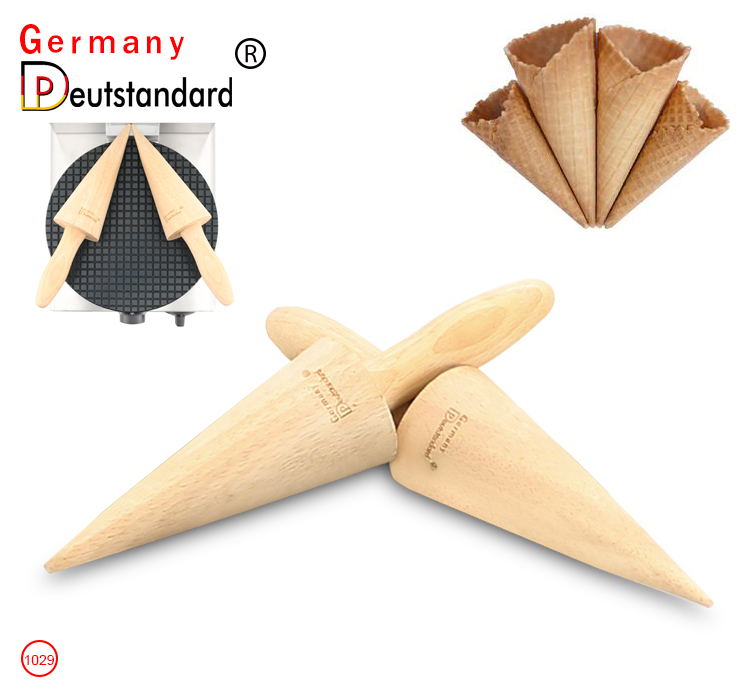 ice cream cone maker wood tools