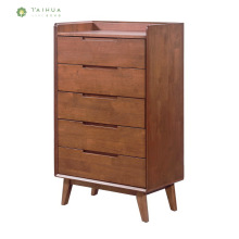 Solid Wood drawer Chest ng 5 drawer
