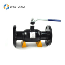 JKTL no leak save cost full bore flange floateing ball valve