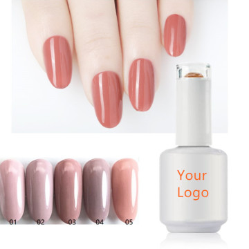 Private label no smell gel OEM nail polish