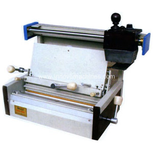 BGJZ-420 heat binding machine
