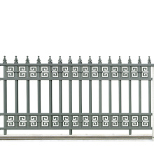 OEM for Courtyard Fence Bronze Dynasty Aluminum Fence supply to Poland Supplier