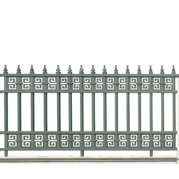 Supply for for Aluminum Fencing Bronze Dynasty Aluminum Fence supply to Italy Supplier