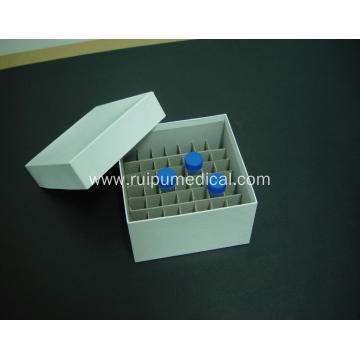 36 Wells 1.8ML Freezing Cardboard Storage Box