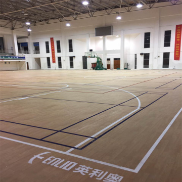 Vinyl Sports Floor Multi-purpose Sports Flooring