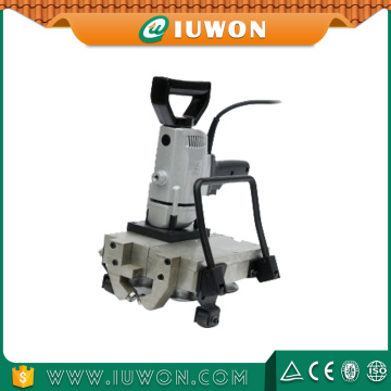 Electric standing seam metal roof Interlock Tile machine