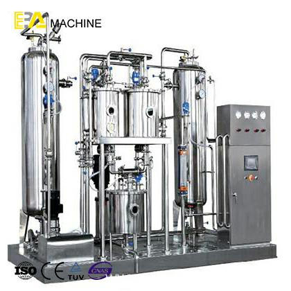 High Speed Carbonated Drink Liquid Mixing Machine