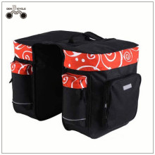 37 L bicycle bike rear rack pannier bag for sale