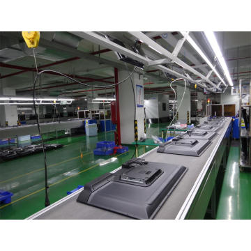SKD TV Assembly Line and Testing Line