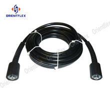 Personlized Products for China Pressure Washer PVC Hose,Hose Reel Pressure Washer,Pressure Washer Hose Kit Manufacturer and Supplier High Pressure Washer Extension PVC Hose export to Italy Factory