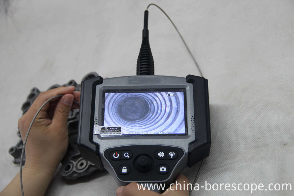 Industry video borescope