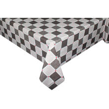 Elegant Tablecloth with Non woven backing Latest Design