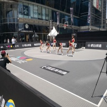 Official Floor suppliers of best 3x3 team